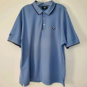 BMW Collared Men's XL shirt NAC 2006